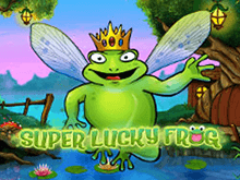 Автомат Super Lucky Frog